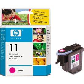 HP nr.11/C4812A printhoved, rød, 24000s