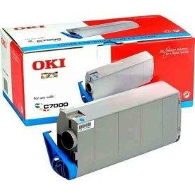 OKI 41963007 lasertoner, blå, 10000s