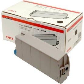 OKI 41963008 lasertoner, sort, 10000s