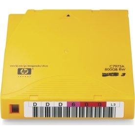 HP Ultrium LTO3 cartridge (400GB/800GB)