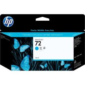 HP nr.72/C9371A blækpatron, blå, 130ml