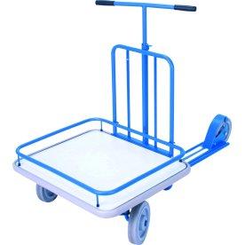 Løbehjul til lageret, blå