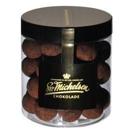 Sv. Michelsen hasselnød med nougat og kakao, 140 g
