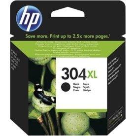 HP nr. 304XL blækpatron, sort