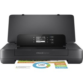 HP Officejet 200 Mobil Inkjet A4 printer
