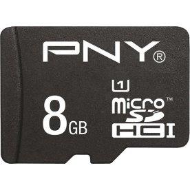 PNY MicroSDHC performance 8 GB Class 10