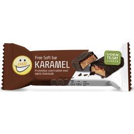 EASIS Free Soft bar med karamelsmag sukkerfri 30 g