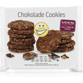 EASIS Chokolade Cookies, uden sukker, 132 g