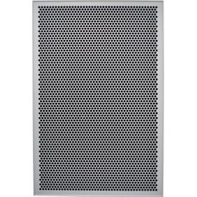 Vanerum Contact Opal opslagstavle 60x45 cm, grå