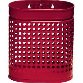 RMIG affaldsspand type 536U, rød