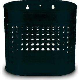 RMIG affaldsspand type 526U, sort blank