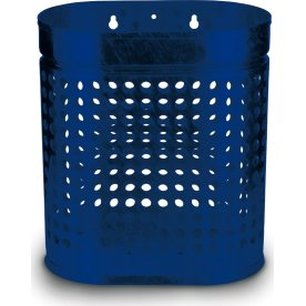 RMIG affaldsspand type 536U, kobolt blå