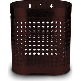 RMIG affaldsspand type 536U, brun