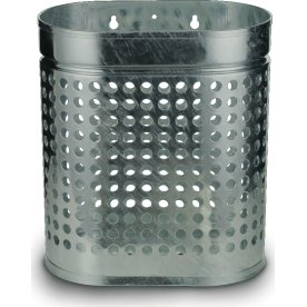 RMIG affaldsspand type 536U, grå