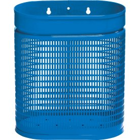 RMIG affaldsspand type 542U, blå