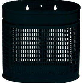 RMIG affaldsspand type 544U, sort blank