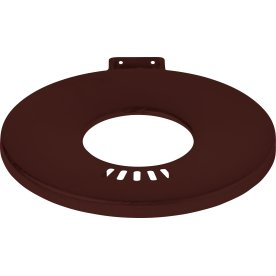 RMIG Låg t/823U i brun, varmtgalvaniseret