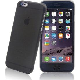 Twincase iPhone 6S plus case, transparent sort