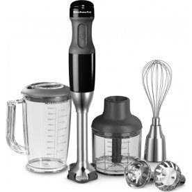 KitchenAid Multifunktionel Stavblender, Sort