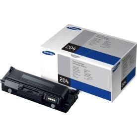 Samsung MLT-D204S lasertoner, sort, 3000s