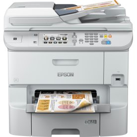 EPSON WorkForce Pro WF-6590DWF MFP farveprinter