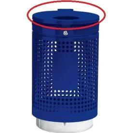 RMIG Låg t/836U i kobolt blå, varmtgalvaniseret