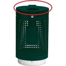 RMIG Låg t/836U i grøn, varmtgalvaniseret