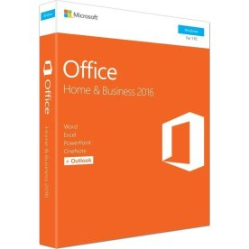 Microsoft Office Home & Business 2016 (DAN)