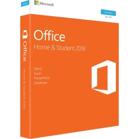 Microsoft Office Home & Student 2016 (ENG)