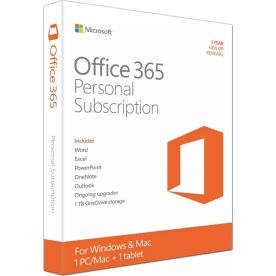 MS ESD office 365 Personal Subscription