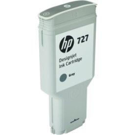 HP 727 DesignJet blækpatron, 300ml, grå