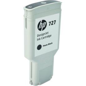 HP 727 DesignJet blækpatron, 300ml, fotosort
