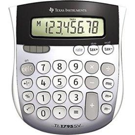 Texas Instruments TI-1795 SV bordregner