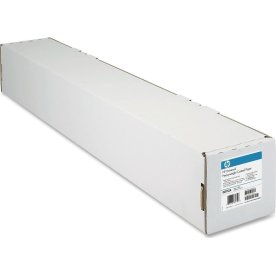 "HP C6810A bright white, 36""/90g/91m"