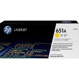 HP 651A lasertoner gul, 16000s