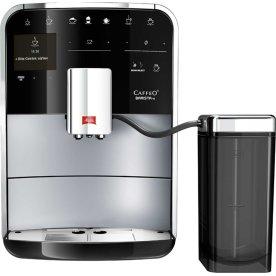 Melitta Caffeo Barista TS kaffemaskine i sølv