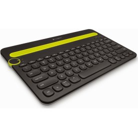 Logitech K480 BT Multi-Device keyboard, sort