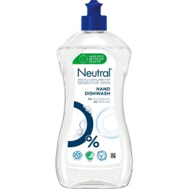 Neutral Håndopvaskemiddel, 500ml