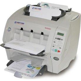Autopost SI 1000, kuverteringsmaskine