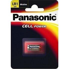 Panasonic Alkaline LR1 batteri