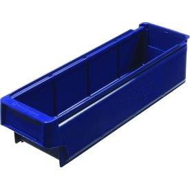 Arca systembox, (LxBxH) 400x115x100 mm, 3,4 L,Blå