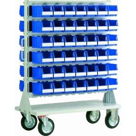 Dobbeltstativ hjul inkl. 180 systembox 5