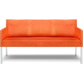 Florence sofa 3 pers. rødt læder