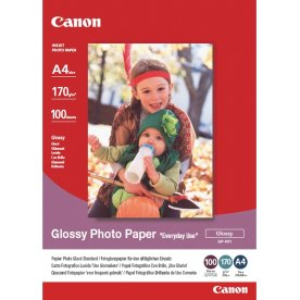 Canon GP-501 blank inkjetfoto, 10x15cm/170g/100ark