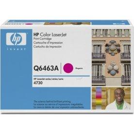 HP Q6463A lasertoner, rød, 12000s