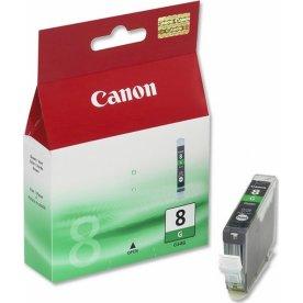 Canon CLI-8G blækpatron, grøn, 450s