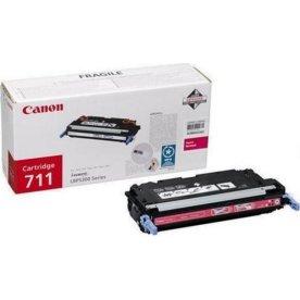 Canon nr.711M/1658B002AA lasertoner, rød, 6000s