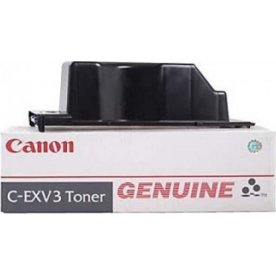 Canon C-EXV3/6647A002AA lasertoner, sort, 15000s