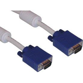 Monitorkabel VGA LUX 1,8m