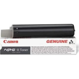 Canon NPG-11/1382A002AA lasertoner, sort, 5000s